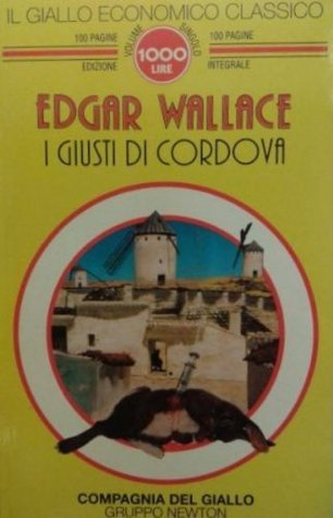 I giusti di Cordova  by  Edgar Wallace