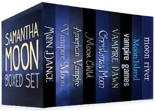 Samantha Moon: First Eight Novels, Plus One Novella  by  J.R. Rain