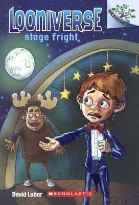 Stage Fright  by  David Lubar