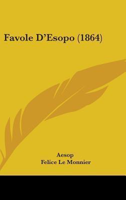 Favole DEsopo (1864) Aesop
