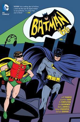 Batman 66 Vol. 1  by  Jeff Parker