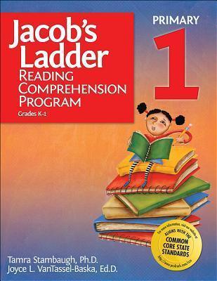Jacobs Ladder Reading Comprehension Program - Primary 1  by  Joyce L. VanTassel-Baska
