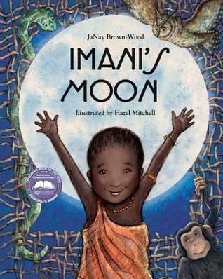 Imanis Moon  by  Janay Brown-Wood