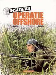Operatie offshore (Insiders, #2) Jean Claude Bartoll