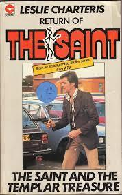 The Saint and the Templar Treasure (Lythway Book)  by  Leslie Charteris