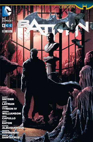 Batman 22: Origen  by  Scott Snyder