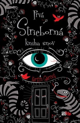 Prvá strieborná kniha snov (Silber, #1) Kerstin Gier