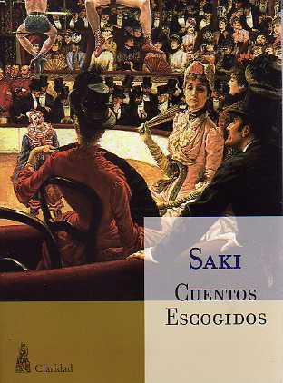 Cuentos Escogidos Saki