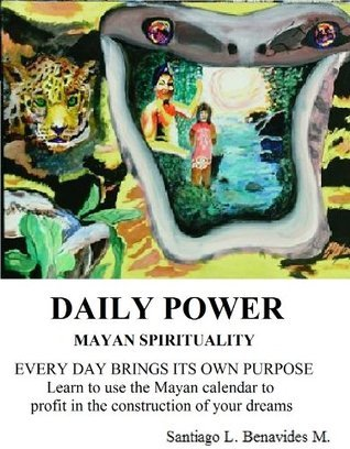 Daily Mayan intention: Profit from the energy of the day  by  Carla Cofiño