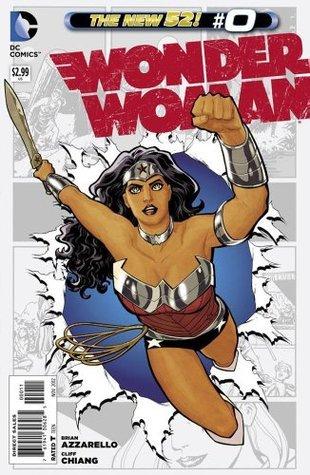 Wonder Woman #0 B.A.