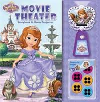 Sofia the First Movie Theater [Storybook & Movie Projector] Walt Disney Company