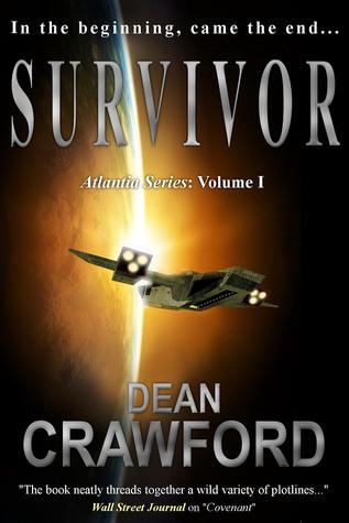 Survivor (Atlantia Series #1)  by  Dean  Crawford
