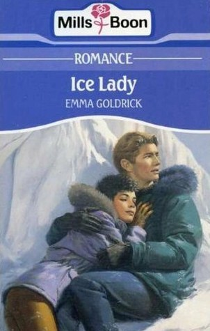Ice Lady Emma Goldrick