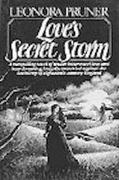 Loves Secret Storm  by  Leonora Pruner