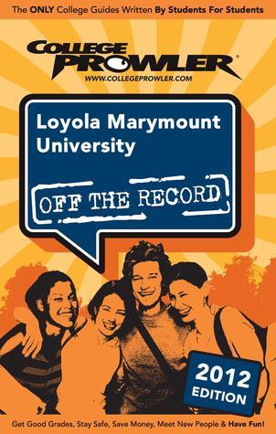 Loyola Marymount University 2012  by  Zacrie Scott