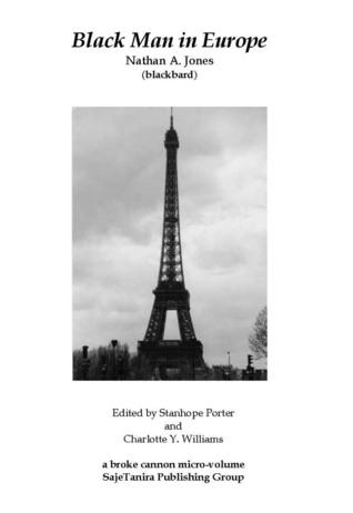 Black Man In Europe: Micro Volume  by  Nathan Jones