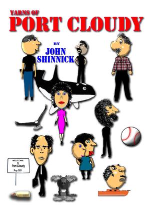 Port Cloudy  by  John Shinnick