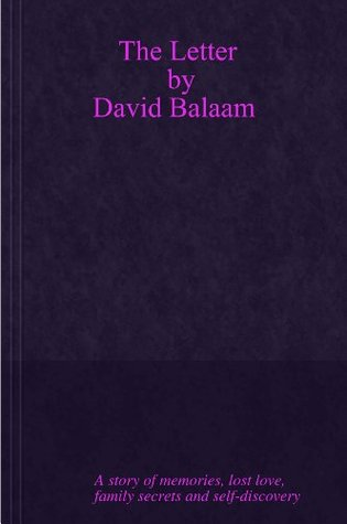 The Letter  by  David Balaam