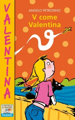 V come Valentina  by  Angelo Petrosino
