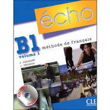 Écho B1 (Volume 1) Jacky Girardet