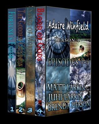 Adaire Winfield (Season 1): Episodes 1-4  by  Matt Larkin