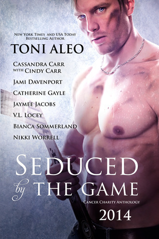 Seduced  by  the Game (Portland Storm #2.5, Assassins #5.5, NHL Scorpions #0.5, The Dartmouth Cobras #0.5) by Toni Aleo