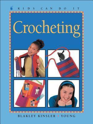 Crocheting Gwen Kinsler