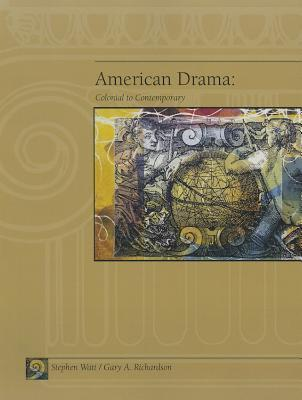 American Drama  by  Stephen Watt
