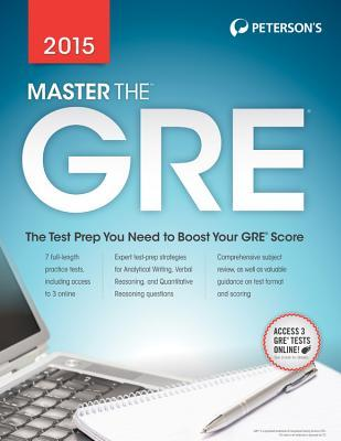 Master the GRE 2015  by  Margaret Moran