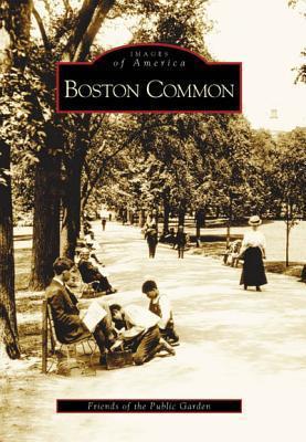 Boston Common Friends of the Public Garden