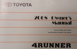 2008 Toyota 4Runner Navigation System Owners Manual  by  Toyota Automotive