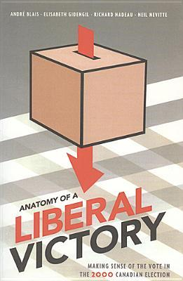 Anatomy of a Liberal Victory: Making Sense of the Vote in the 2000 Canadian Election James Maxwell Anderson