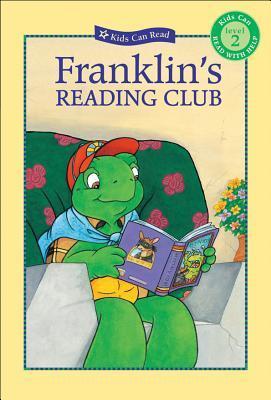 Franklins Reading Club Sharon Jennings