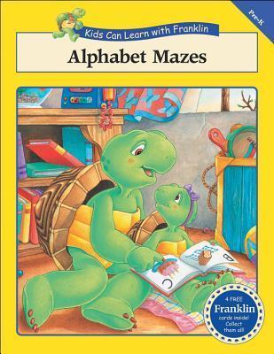 Alphabet Mazes Kids Can Press