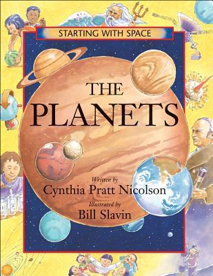 The Planets Cynthia Pratt Nicolson