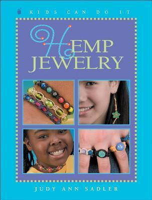 Hemp Jewelry  by  Judy Ann Sadler