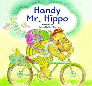 Handy Mr. Hippo  by  Inseon * Chae