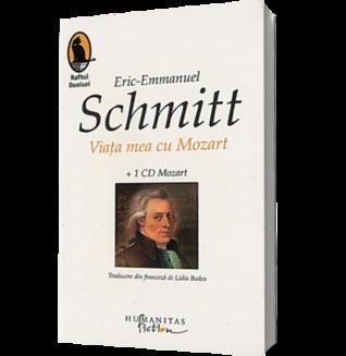 Viata mea cu Mozart  by  Éric-Emmanuel Schmitt