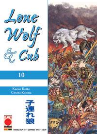 Lone Wolf and Cub n. 10 Kazuo Koike