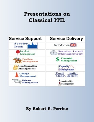 Presentations on Classical ITIL Robert Perrine