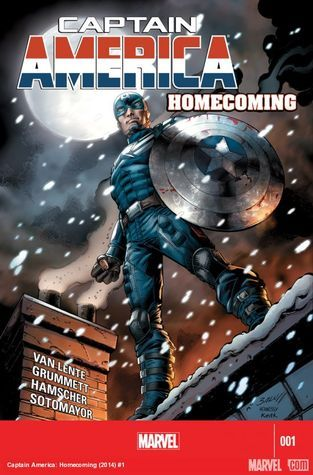 Captain America: Homecoming #1 Fred Van Lente