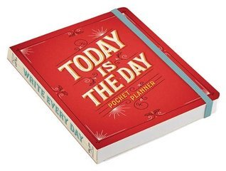 Today is the Day Pocket Planner Jessica Hische