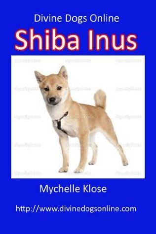 Shiba Inus Mychelle Klose