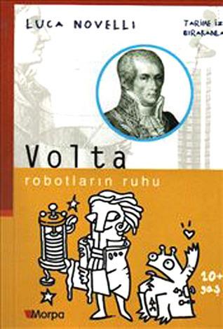 Volta: Robotların Ruhu  by  Luca Novelli