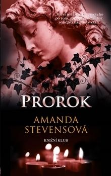 Prorok (Graveyard Queen, #3) Amanda Stevens