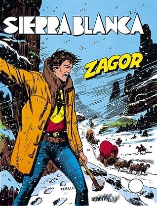 Zagor n. 176: Sierra bianca  by  Giorgio Pezzin