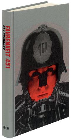 Fahrenheit 451 - Folio Society Edition Ray Bradbury