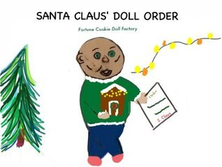 Santa Claus Doll Order : The Fortune Cookie Doll Factory Terri Ann