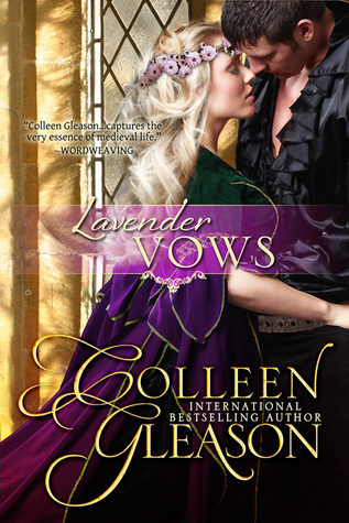 Lavender Vows  by  Colleen Gleason