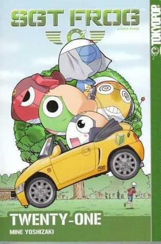 Sgt. Frog, Vol. 21 (Sgt. Frog, #21)  by  Mine Yoshizaki